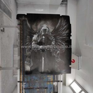 airbrushartstudio_it-aerografie-padova-italy-truck-blackangel