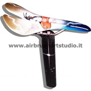 airbrushartstudio.it-aerografie-padova-italy-bike-looney-tunes