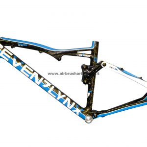 airbrushartstudio.it-aerografie-padova-italy-bike-sevenlynx-two-horns