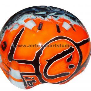 airbrushartstudio.it-aerografie-padova-italy-brain-snowboard-helmet