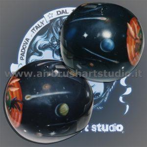 airbrushartstudio_it-aerografie-padova-italy-helmet-motorcycles-willycoyote-looneytunes-stars-planets