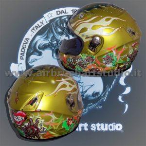 airbrushartstudio_it-aerografie-padova-italy-helmet-motorcycles-suomy-flowers