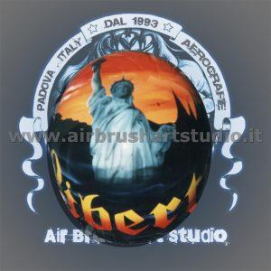 airbrushartstudio_it-aerografie-padova-italy-helmet-motorcycles-statueofliberty