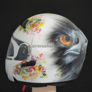 airbrushartstudio_it-aerografie-padova-italy-ostric helmet