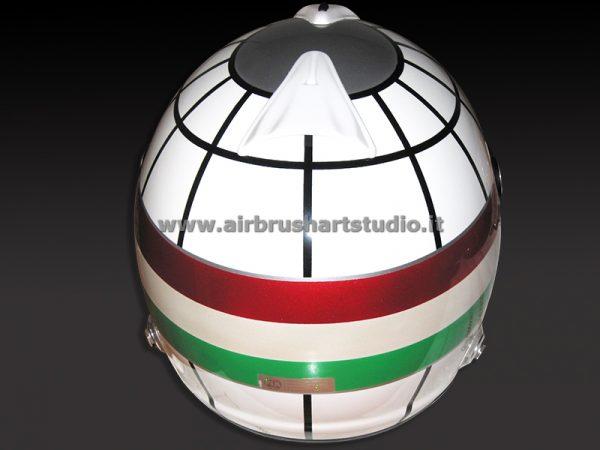 AIRBRUSHARTSTUDIO_IT-AEROGRAFIE-PADOVA-VINTAGE-KART-HELMET-VOLPATO-LONGINO